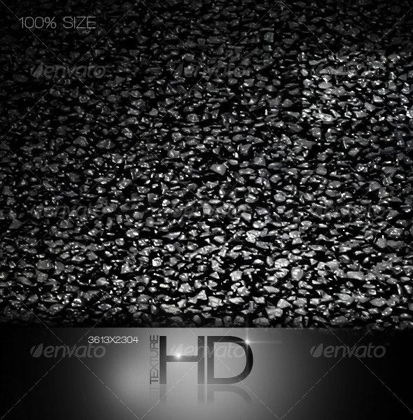 HD Road Asphalt Texture - Concrete Textures