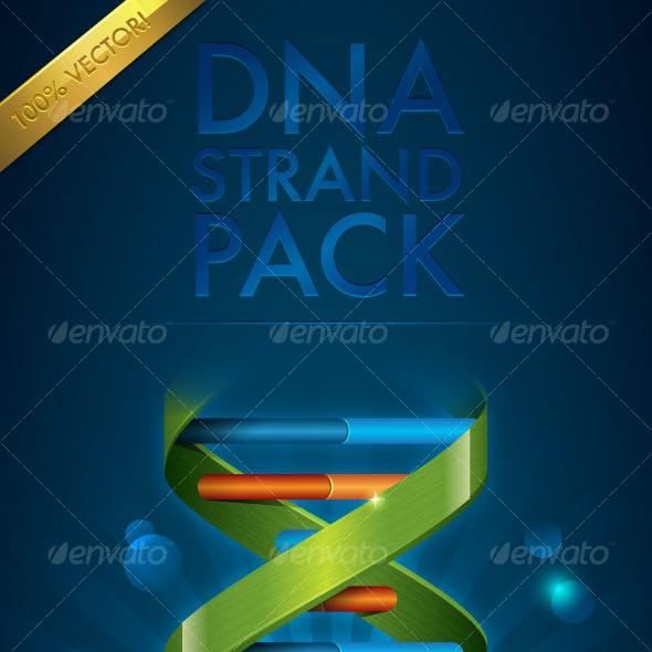 DNA Strand Pack