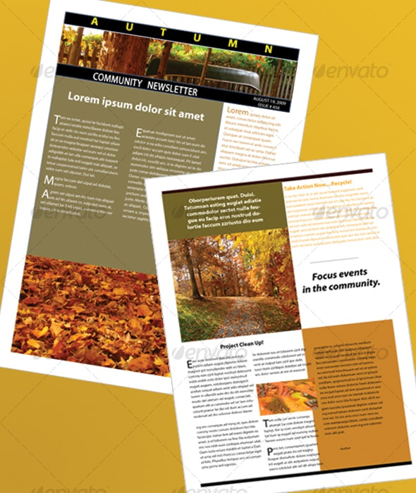 The Autumn Newsletter