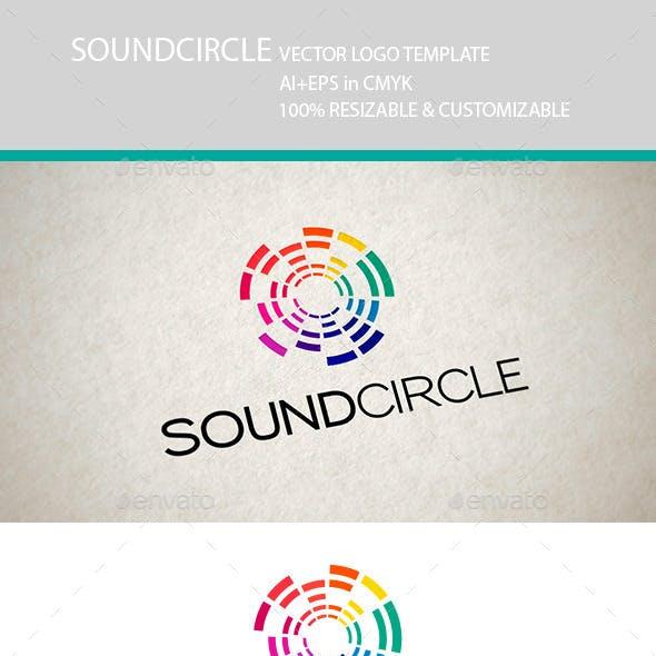 Sound Circle Music Logo