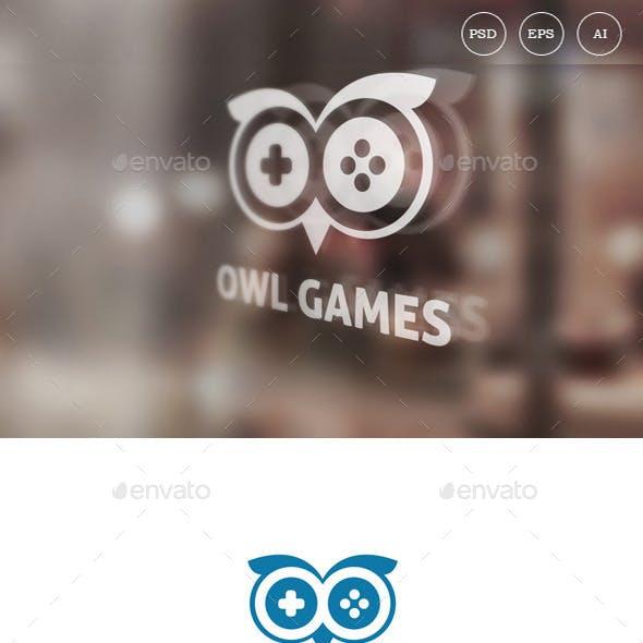 Owl Games Logo