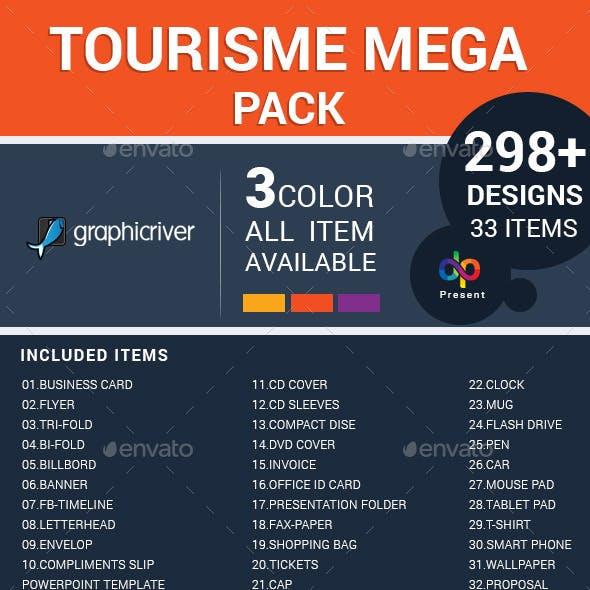 Tourism Mega Pack