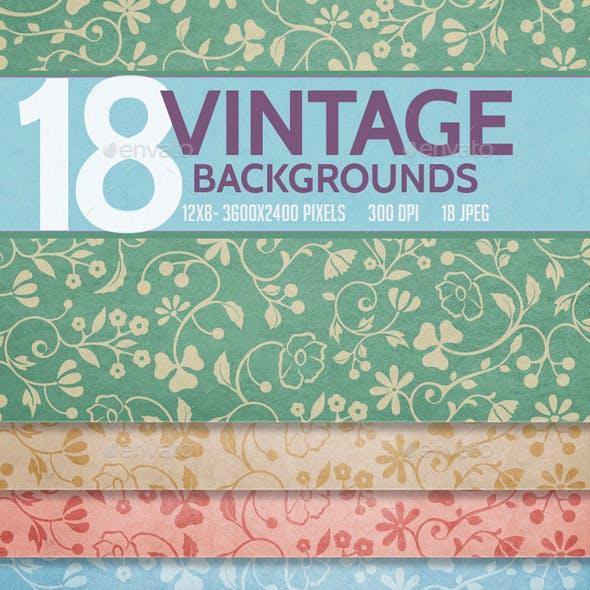 Vintage Backgrounds