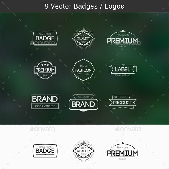 Modern Web Badges