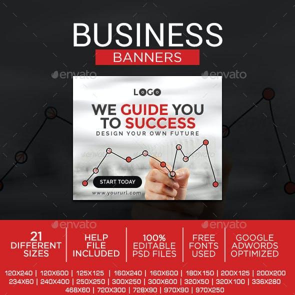 Multi Purpose Corporate Banners
