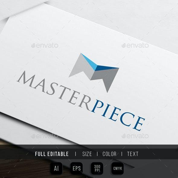 Master – Letter M Logo