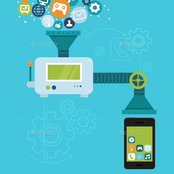 App Development for Mobile Phone