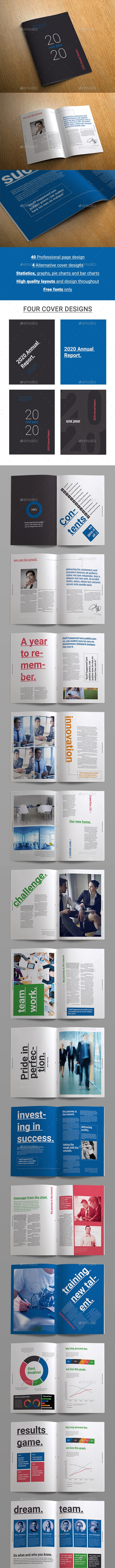 Roboto Annual Report - Informational Brochures
