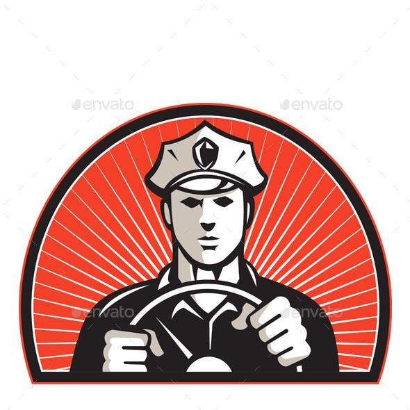 Policeman Driver