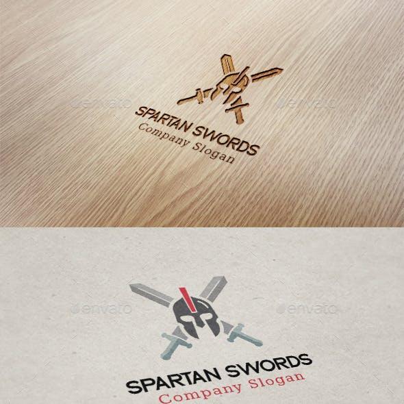 Spartan Swords Logo