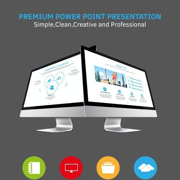 Premium Presentation Template