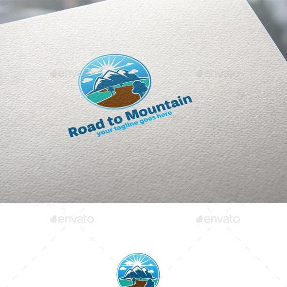 Road to Mountain Logo