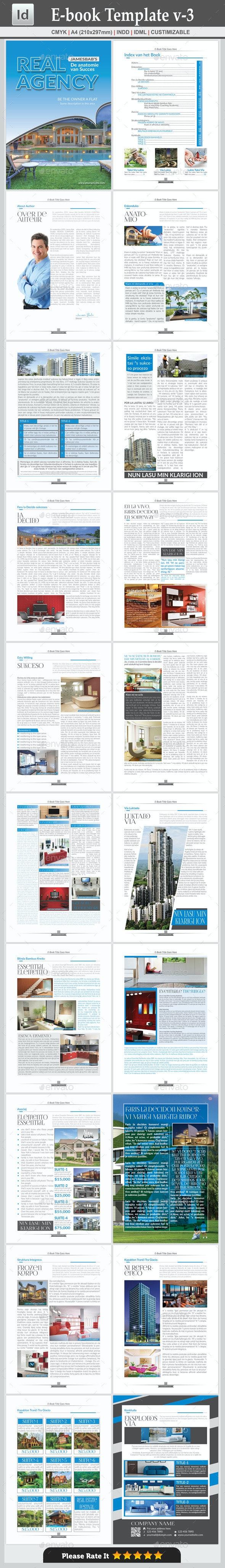 E-Book Template v-3 - Digital Books ePublishing