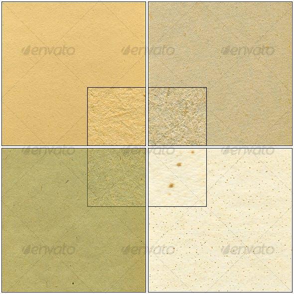 4 paper textures