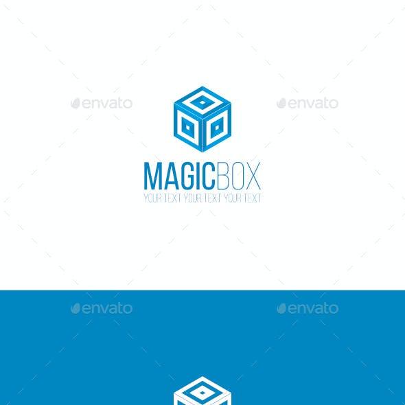 Magic Box - Logo Template