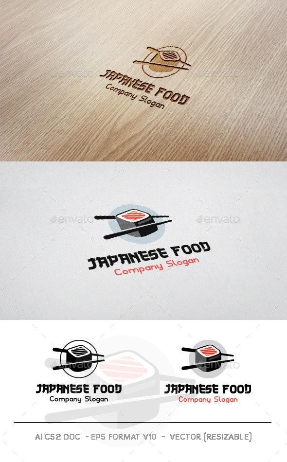 Japanese Food V2 Logo