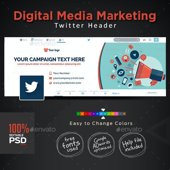 Digital Maketing Twitter