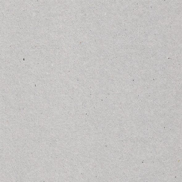 Grey Cardboard Paper Texture