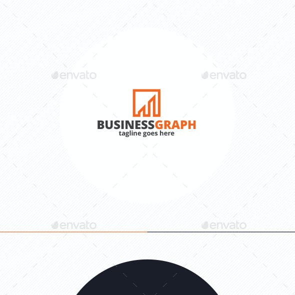 Business Graph Logo