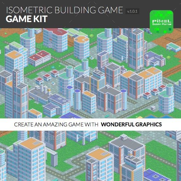 Isometric Building Game Kit