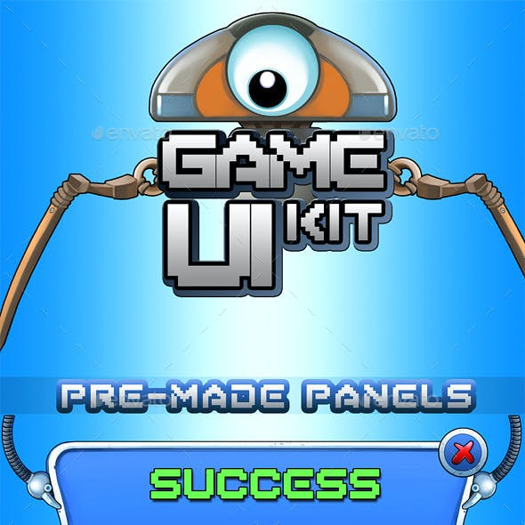 Game UI kit