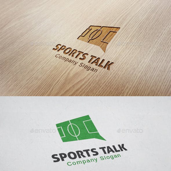 Sports Talk Logo