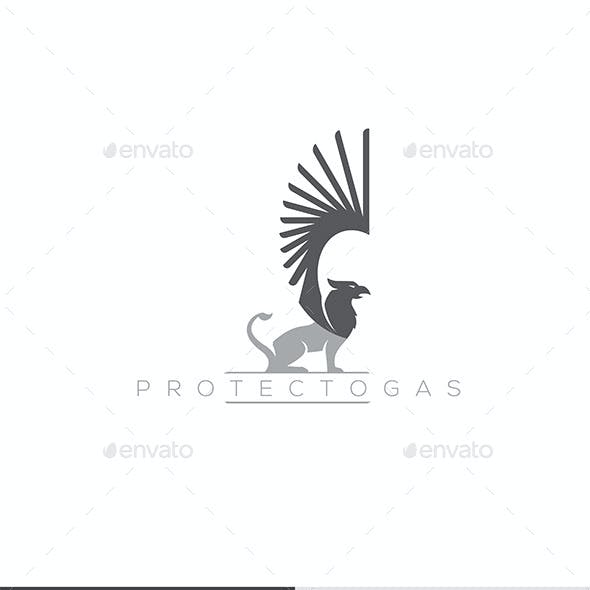 Griffin Logo Template