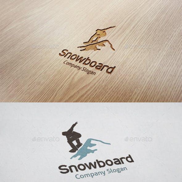 Snowboard Logo