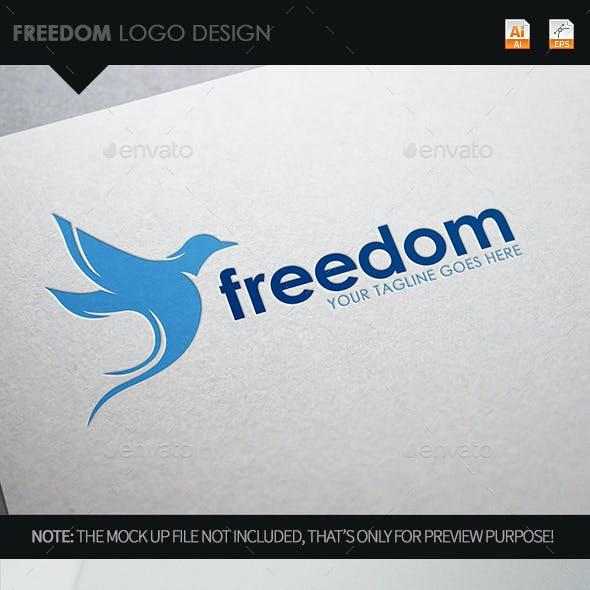 Freedom / Bird Logo Design