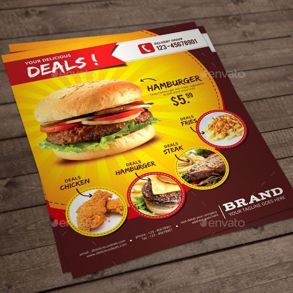 Your Delicious Deals