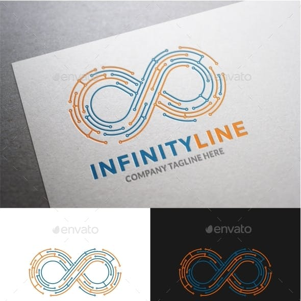 Infinity Line Logo