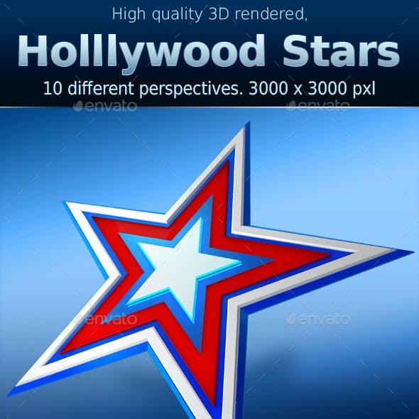 Hollywood Celebration Star