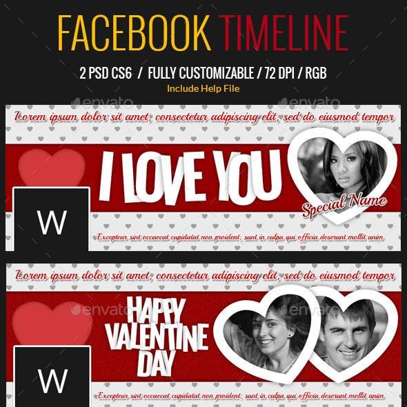 Love Proposal Facebook Timeline