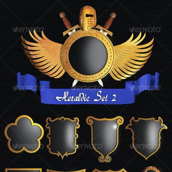 Heraldic Set II