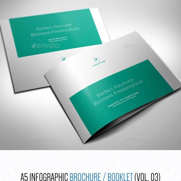 Infographic Brochure / Booklet (Vol. 03)