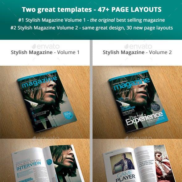 Stylish Magazine Bundle