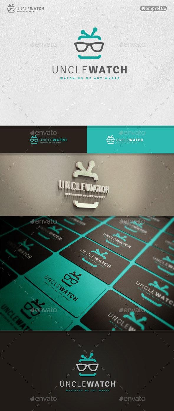 Uncle Watch Logo - Humans Logo Templates