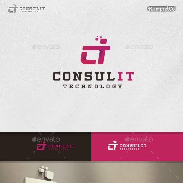 IT Consult Logo