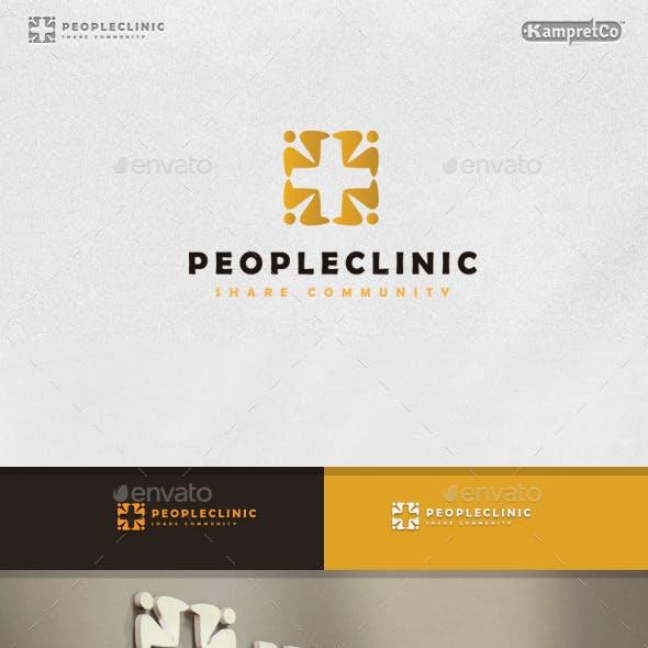 Clinic Social Logo