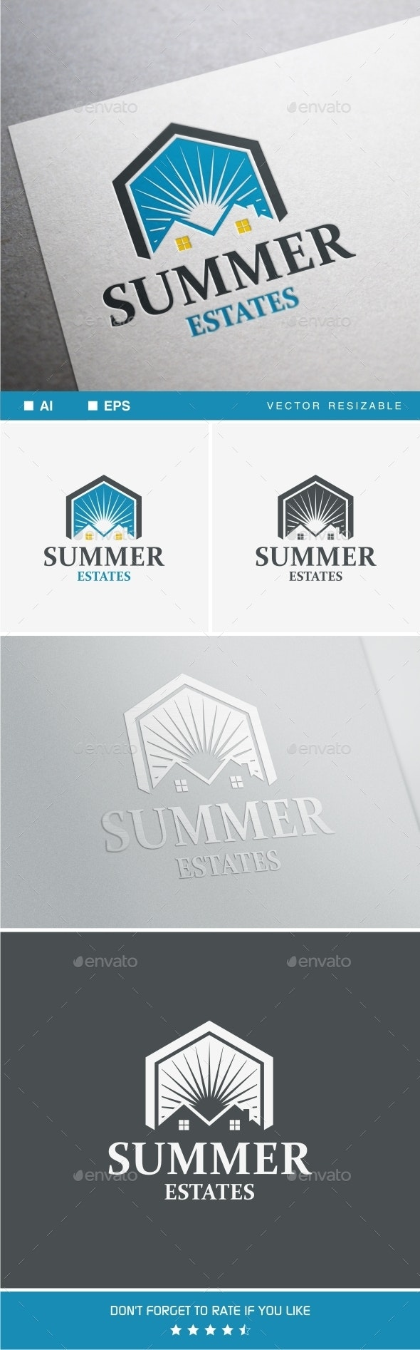 Summer Estates Logo
