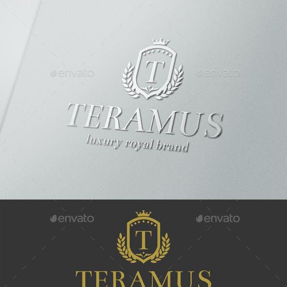 Luxury Royal Brand Crest Logo