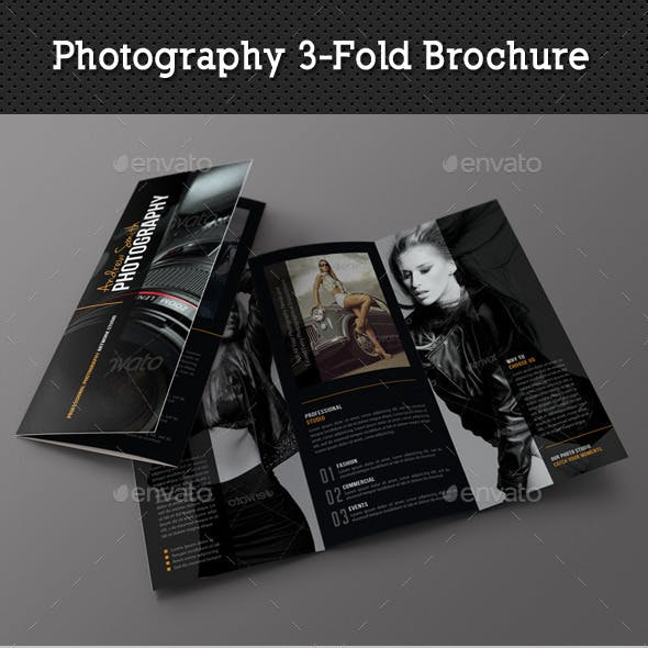 Photography Studio 3-Fold Brochure 02