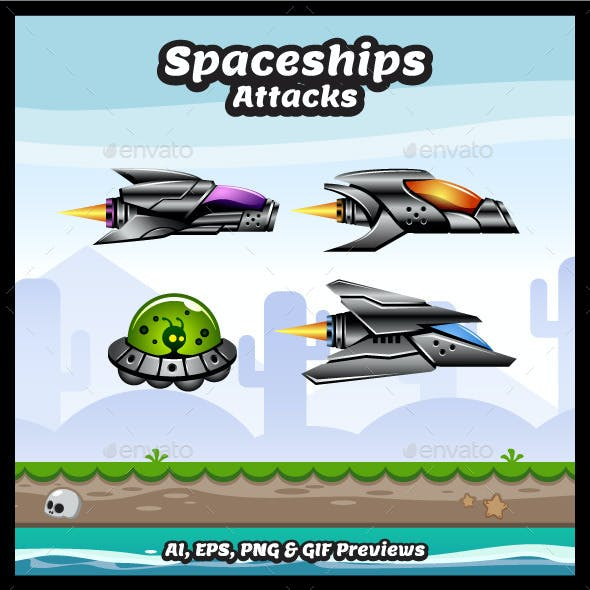 Spaceship Attacks