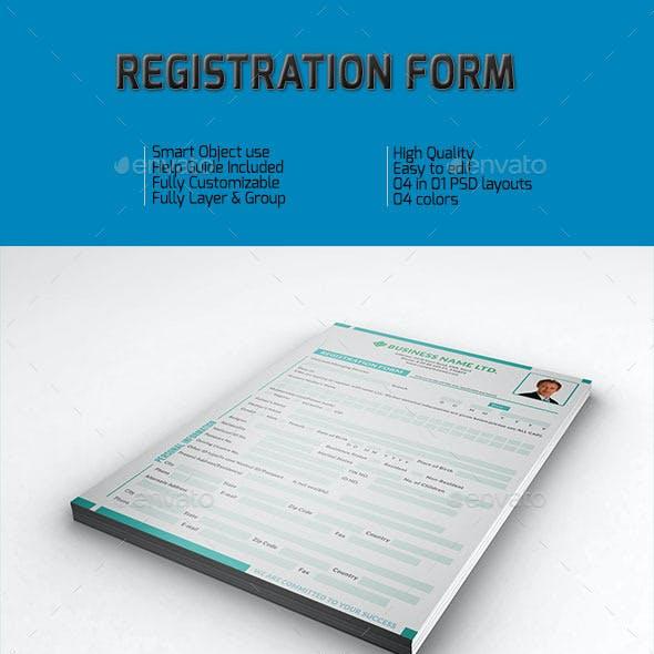 Registration Form v-01