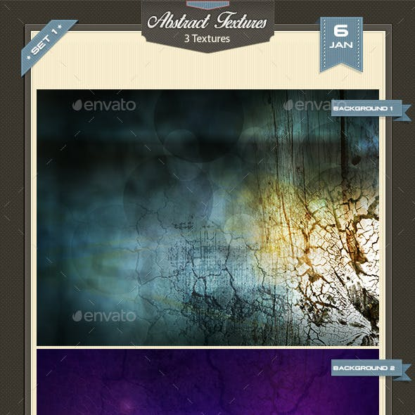 Abstract Photoshop Textures I