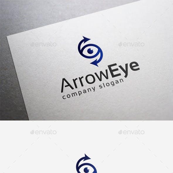 Arrow Eye Logo