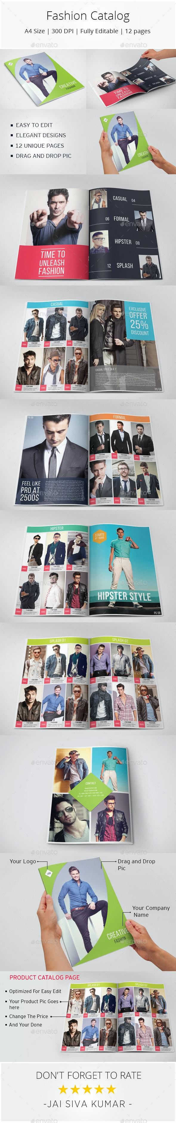 Fashion Catalog - Catalogs Brochures