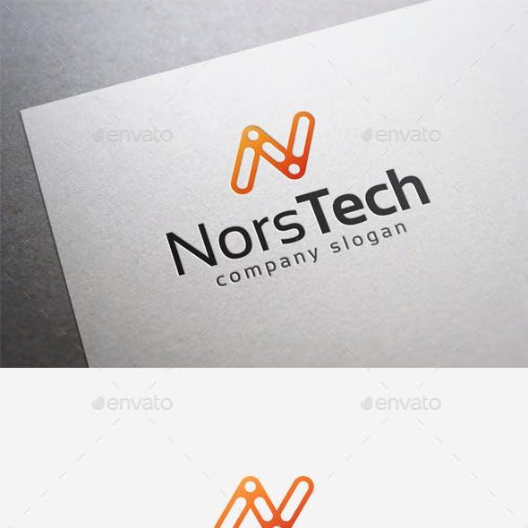 Nors Tech Logo