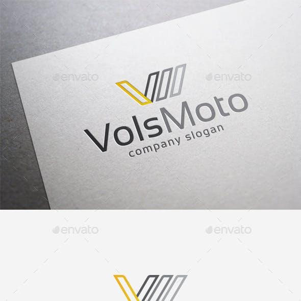 Vols Moto Logo