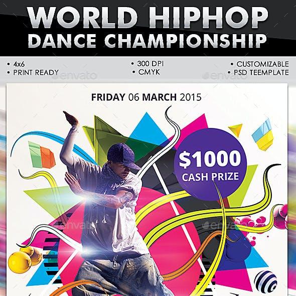 World Hiphop Dance Championship